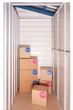 Garde Meuble Tours sud I photo box de stockage de 5M3 (2M2)