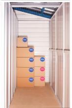 Garde Meuble Tours nord I photo box de stockage de 7,5M3 (3M2)